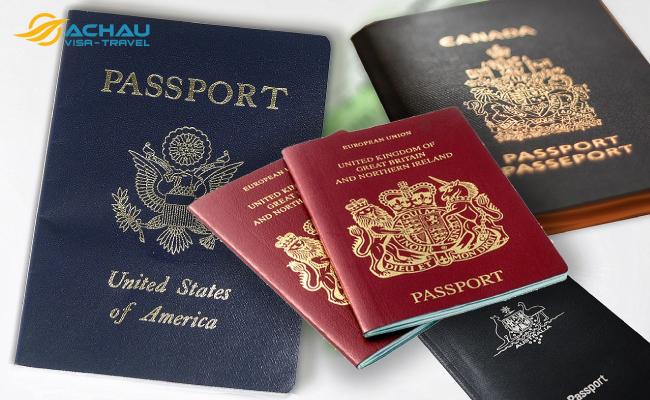 Một người có được phép sở hữu nhiều hộ chiếu cùng một lúc không?