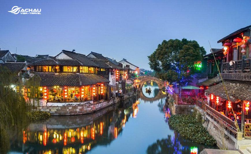 Khám phá 10 thị trấn, thành phố cổ ở Châu Á 1