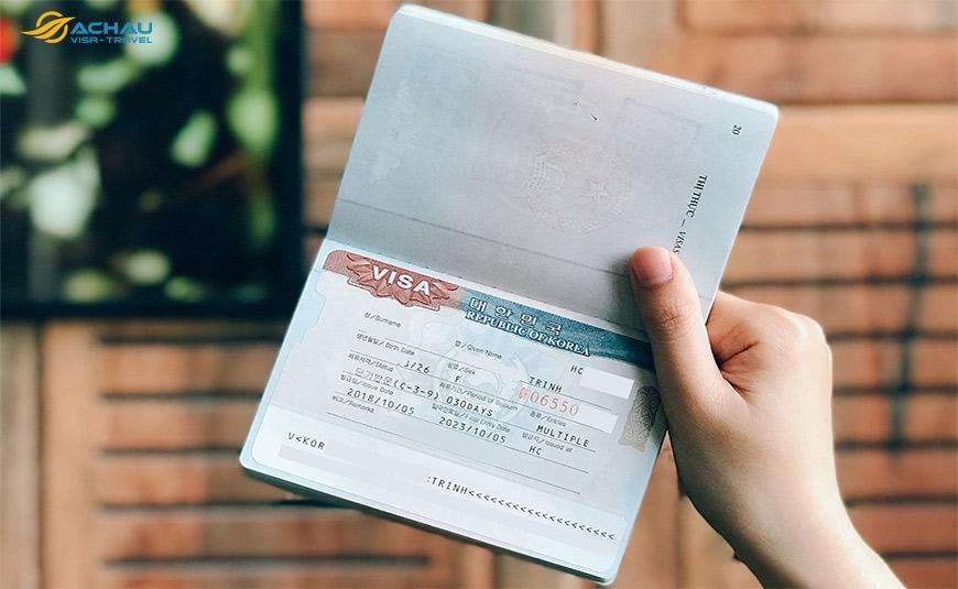 3 hình thức xin Visa đi nước ngoài phổ biến 3