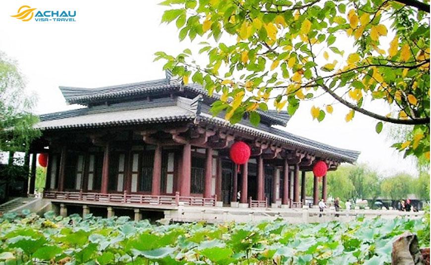 3 phim trường cổ trang không thể bỏ qua khi du lịch Trung Quốc 3