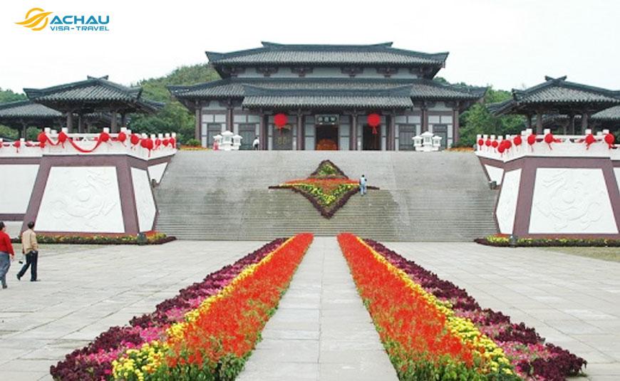 3 phim trường cổ trang không thể bỏ qua khi du lịch Trung Quốc 4
