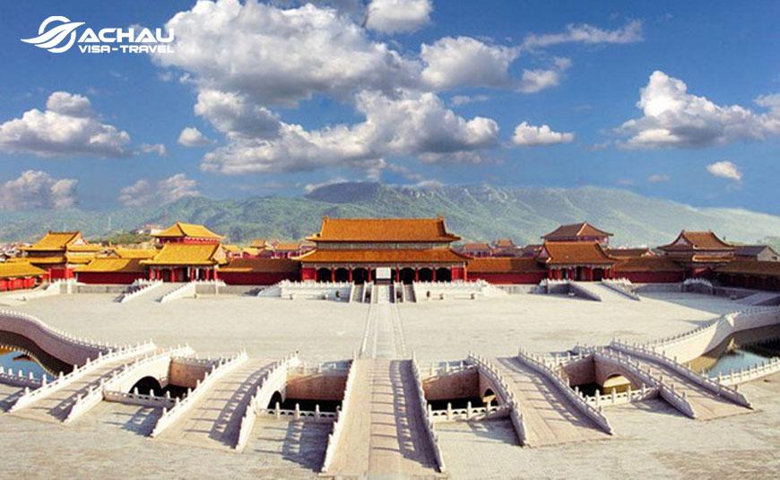 3 phim trường cổ trang không thể bỏ qua khi du lịch Trung Quốc