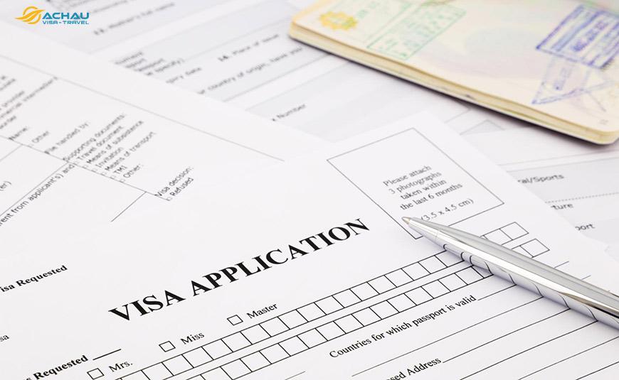 5 Sai lầm cần tránh trong hồ sơ xin Visa của bạn