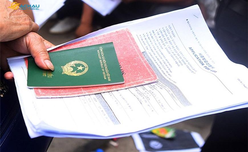 5 Sai lầm cần tránh trong hồ sơ xin Visa của bạn 3