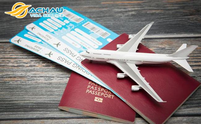 thông tin cơ bản về Visa đi nước ngoài