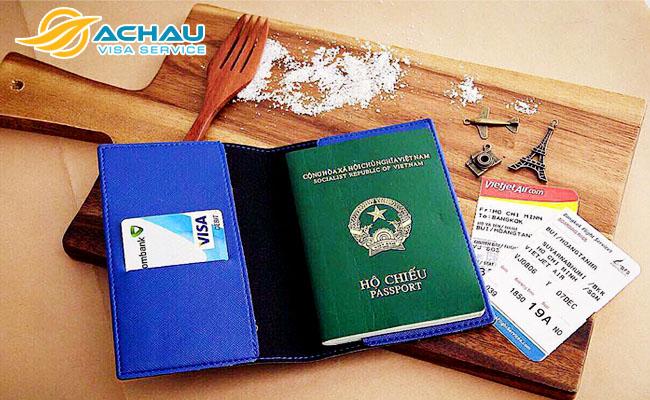 thông tin cơ bản về Visa