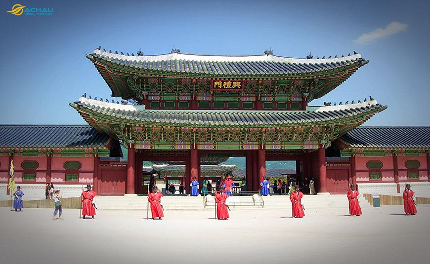 9 tòa nhà biểu tượng của thành phố Seoul – Hàn Quốc 3