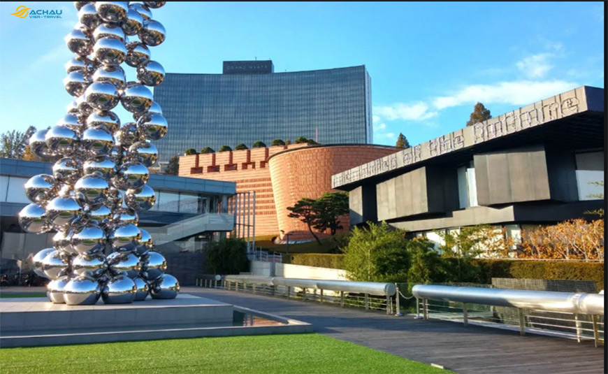 9 tòa nhà biểu tượng của thành phố Seoul – Hàn Quốc 4