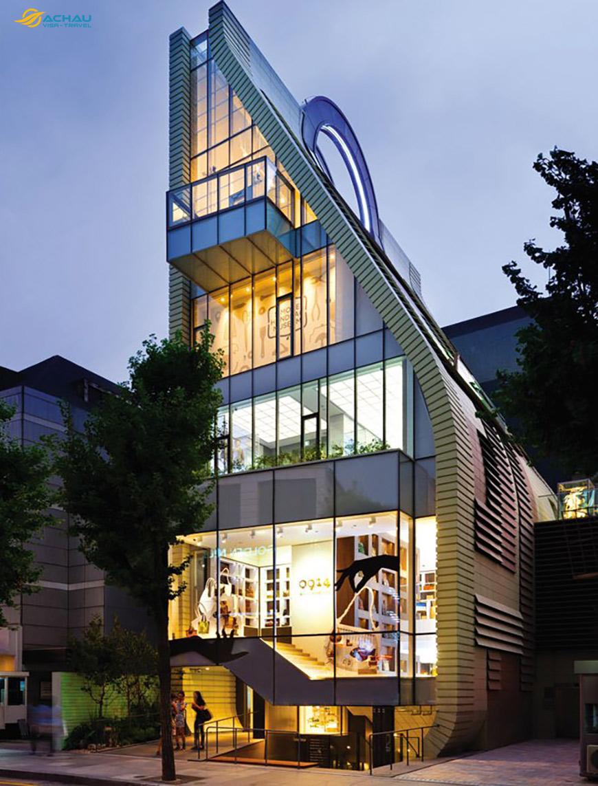 9 tòa nhà biểu tượng của thành phố Seoul – Hàn Quốc 5