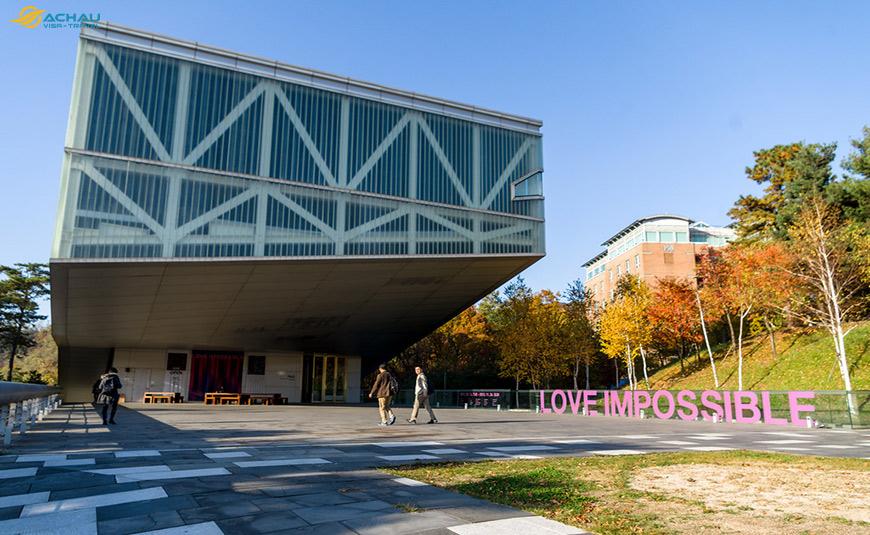 9 tòa nhà biểu tượng của thành phố Seoul – Hàn Quốc 8