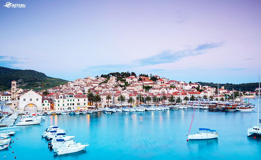 Châu Âu: Địa điểm du lịch trăng mật trong mùa cưới 1