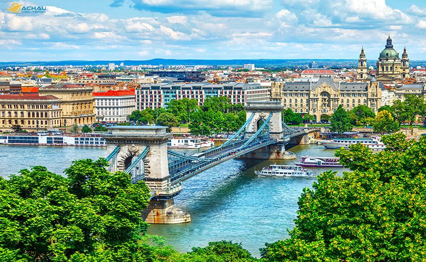 Châu Âu: Địa điểm du lịch trăng mật trong mùa cưới 2