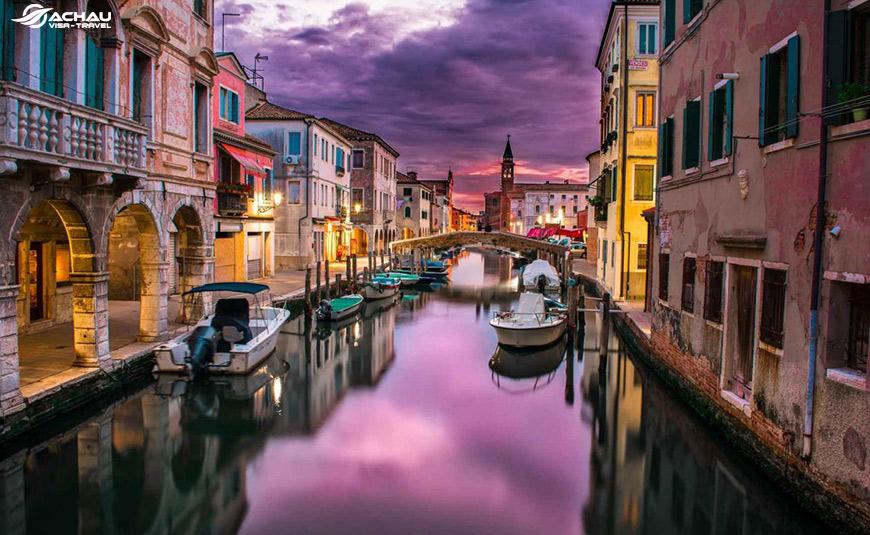 Châu Âu: Địa điểm du lịch trăng mật trong mùa cưới 4