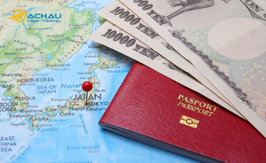 Dịch vụ làm visa đi Nhật Bản công tác