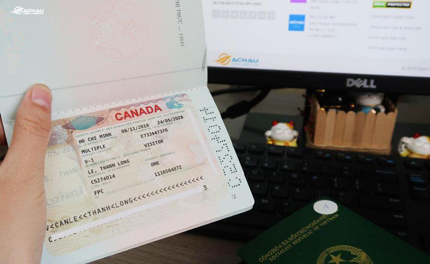 Dịch vụ xin visa Canada diện du lịch