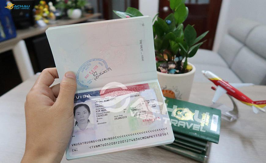 Dịch vụ xin Visa Mỹ KHẨN uy tín