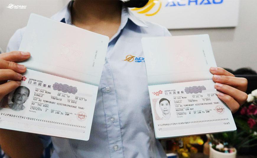 Dịch vụ xin visa Nhật Bản diện thăm người thân