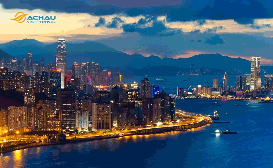 Hướng dẫn chuẩn bị hồ sơ xin visa du lịch Hồng Kong