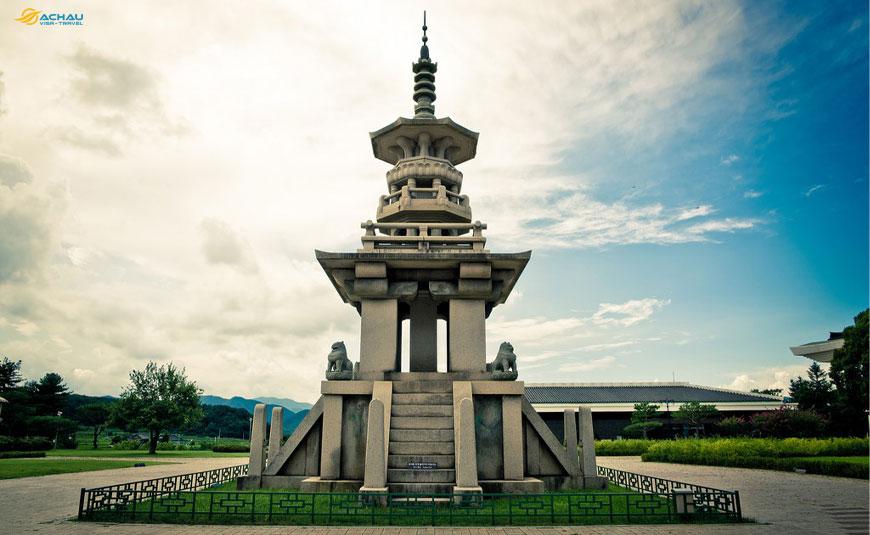 Du hành về cố đô ngàn năm của Hàn Quốc -  Gyeongju 5