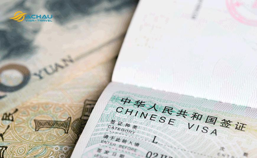 Quy trình xin visa du lịch Trung Quốc