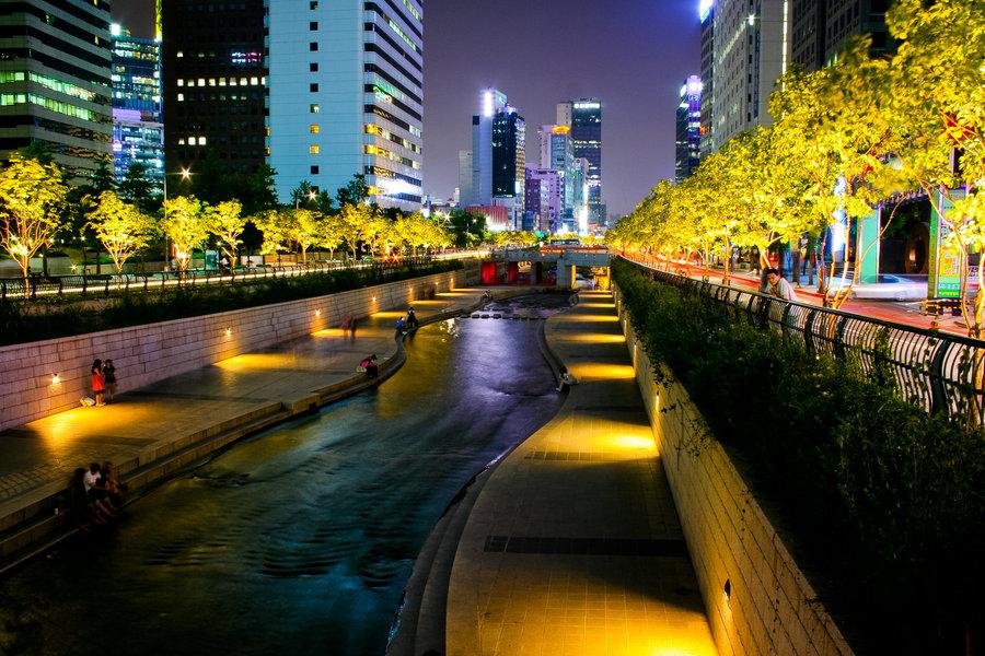 những địa điểm du lịch nổi tiếng ở Seoul 3