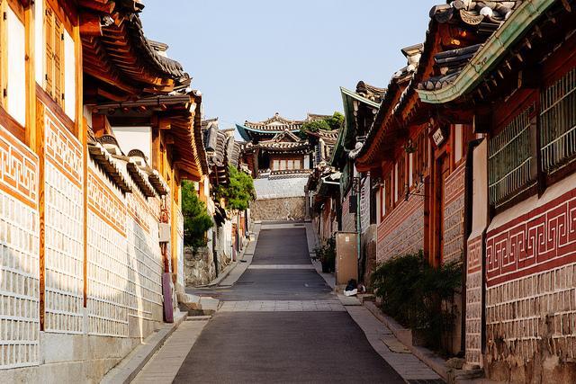 những địa điểm du lịch nổi tiếng ở Seoul 4