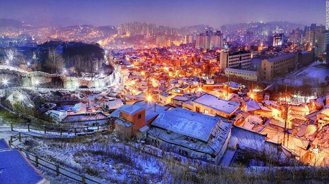 Điểm danh những thắng cảnh ở Hàn Quốc 5
