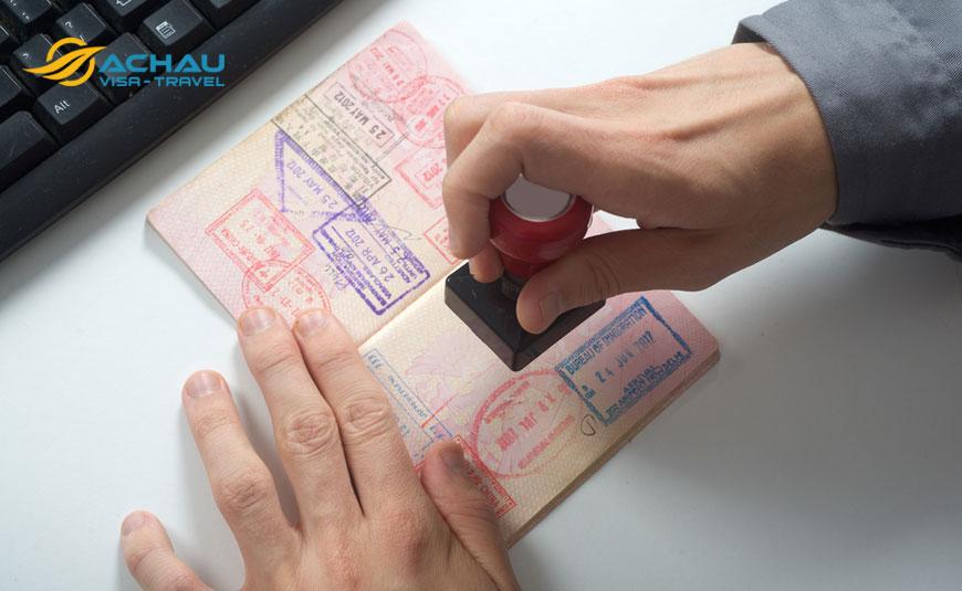 Cách xin visa Pháp