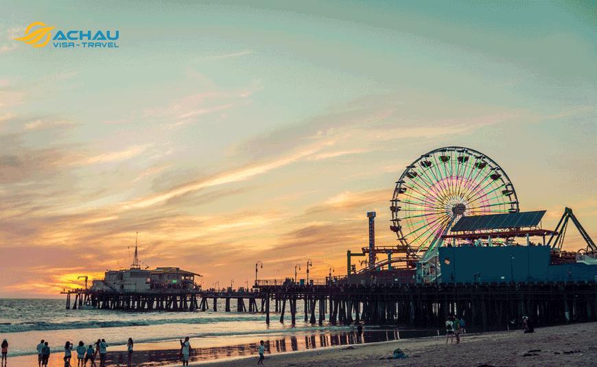 Los Angeles - Điểm du lịch nước Mỹ