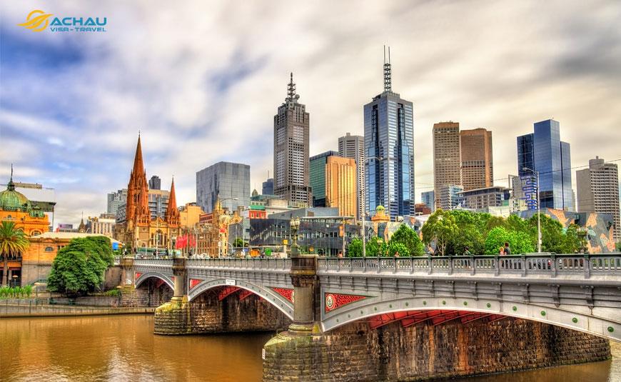 Tour du lịch liên tuyến mới lạ: Melbourne - Ballarat -  Brunei 0