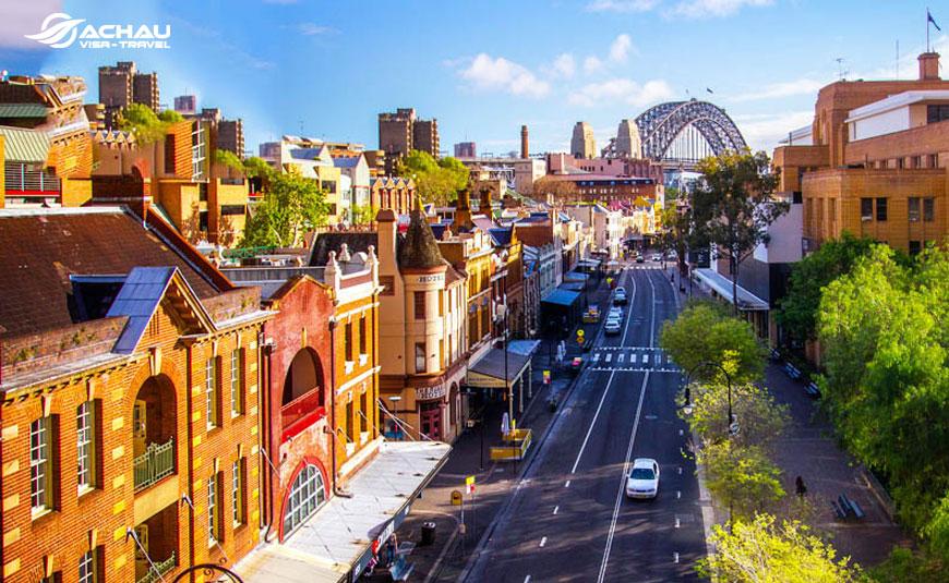 Du hành đến những thành phố du lịch nước Úc: Melbourne - Ballarat – Sydney 0