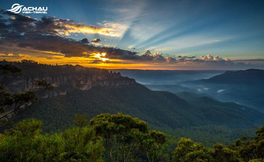 Du hành đến những thành phố du lịch nước Úc: Melbourne - Ballarat – Sydney 01