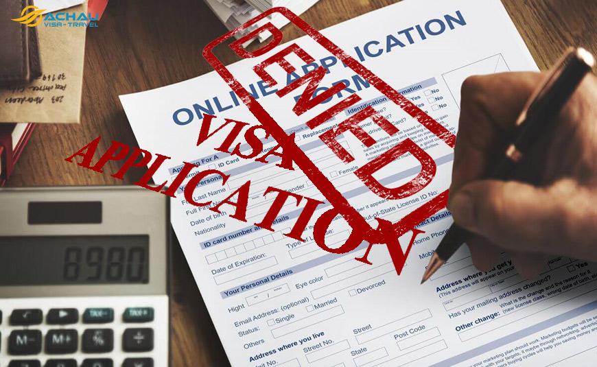 Nguyên nhân và cách giải quyết khi Visa Pháp bị từ chối 2