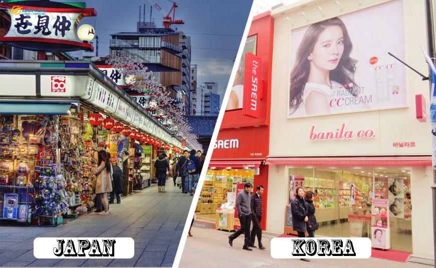 Chấm điểm Nhật Bản và Hàn Quốc: Nên đi du lịch ở đâu? 4