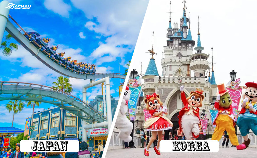 Chấm điểm Nhật Bản và Hàn Quốc: Nên đi du lịch ở đâu? 5