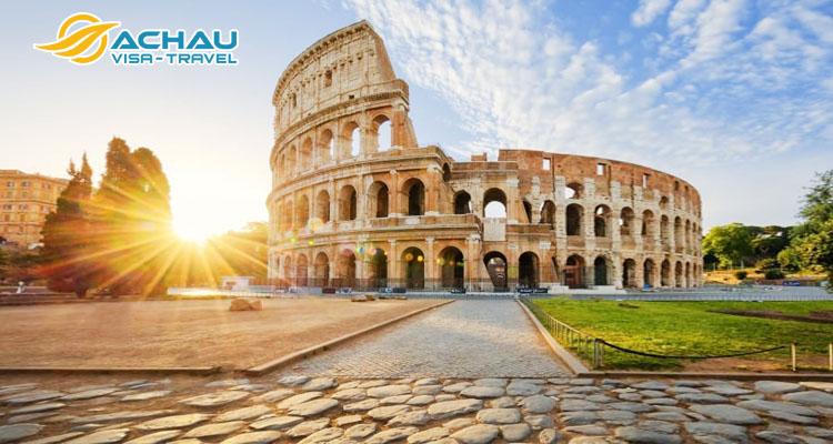Quảng trường La Mã Roman Forum