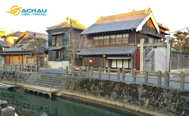 thị trấn Sawara – Nhật Bản
