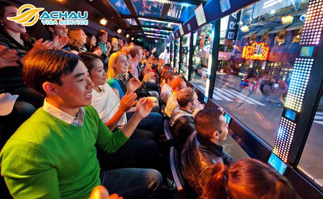 Tour du lịch xe buýt độc quyền xung quanh thành phố New York 4