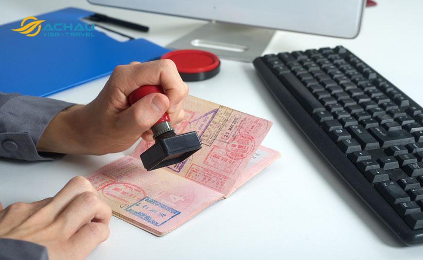 Dịch vụ visa Nga công tác