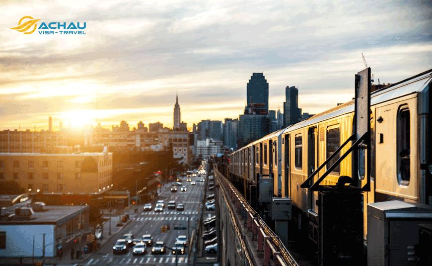Newyork - điểm du lịch nổi tiếng nước Mỹ