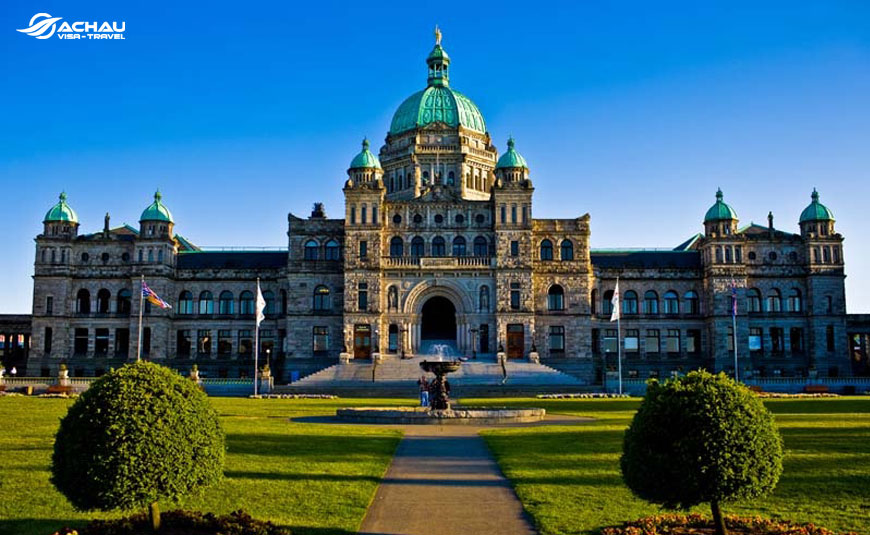 Tour du lịch bờ Tây Canada: Vancouver - Victoria - Whistler 4