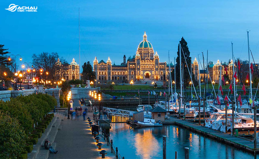 Tour du lịch bờ Tây Canada: Vancouver - Victoria - Whistler 5