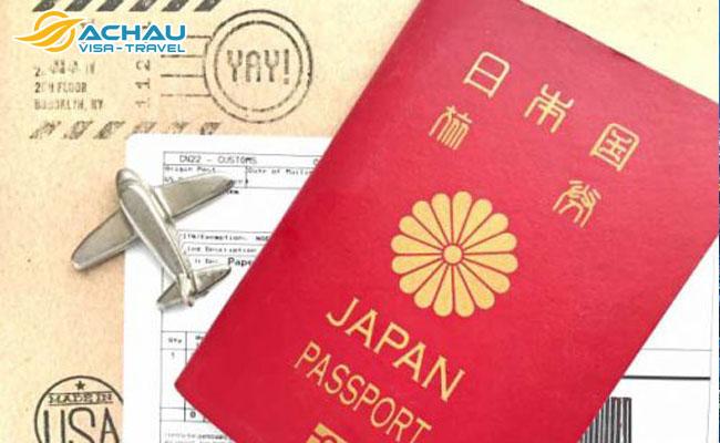 Ở khu vực Bắc Trung Bộ, có thể nộp hồ sơ xin visa Nhật Bản ở TP.HCM được không?1