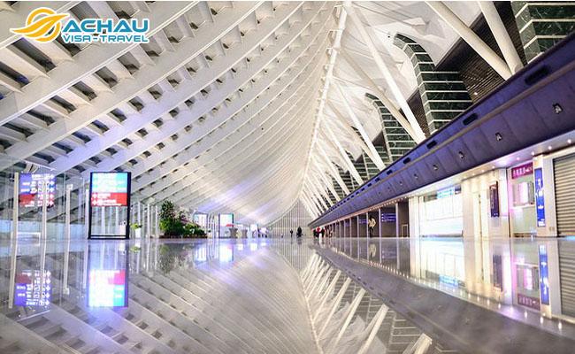 Có thể thay đổi sân bay đến sau khi nhận visa Đài Loan không? 2