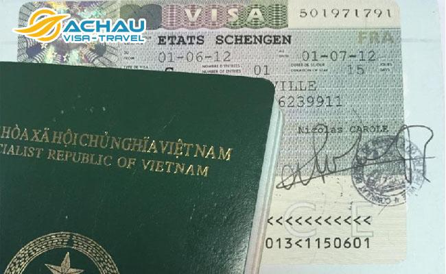 Những lý do thường gặp khi bị từ chối cấp Visa Schengen