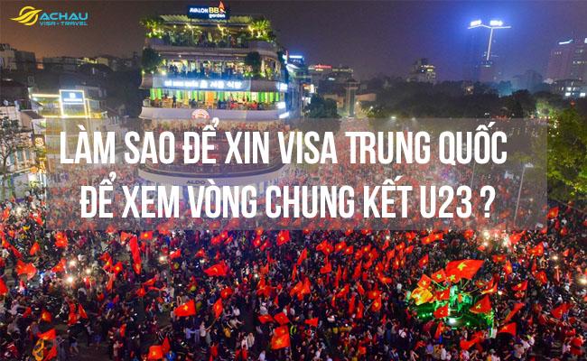 visa Trung Quốc 2