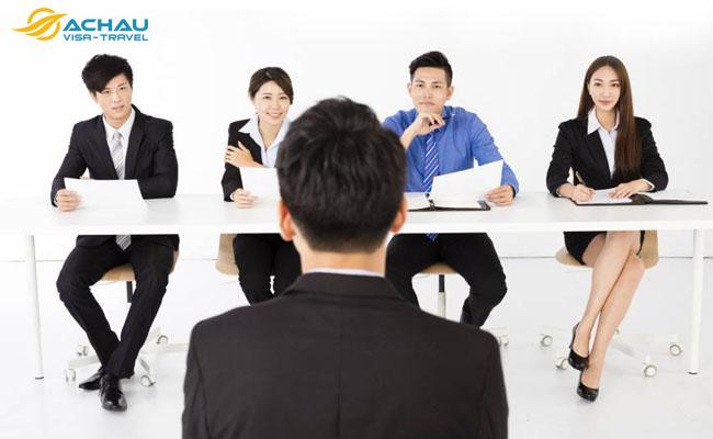 Xin visa du lịch Đài Loan có phỏng vấn không?