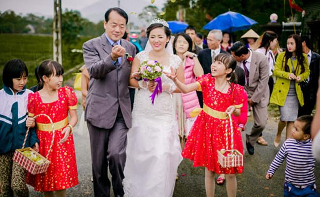 Cô dâu Đài Loan: đi dễ - về khó
