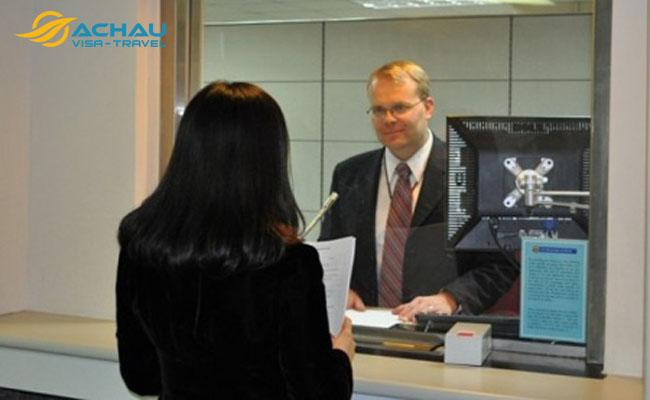 Phỏng vấn - phần quyết định tỉ lệ thành công khi xin visa Mỹ 2