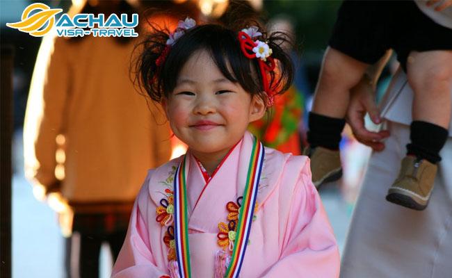 Thử thách du lịch Nhật Bản cùng con nhỏ